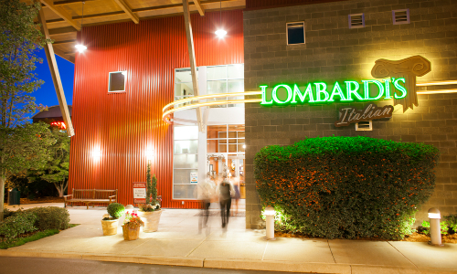 Lombardi's serves homeless on Christmas Day