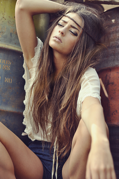 lfpwr: Long hair don't care