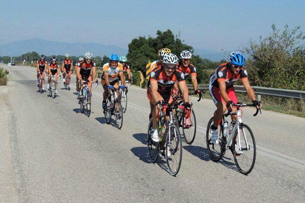 Ποδηλατικό Brevet Αλεξανδρούπολη 200 χλμ στις 23 Απριλίου