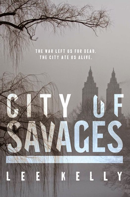 Interview with Lee Kelly, author of City of Savages - February 4, 2014