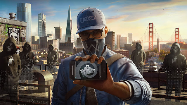 Watch Dogs 2-CPY Cracked (Part & Single Link) Download | ReddSoft