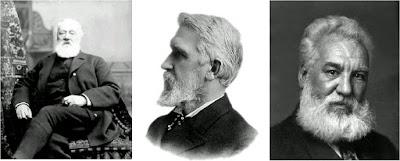 ↑ ¿ Quien invento el teléfono  Bell, Gray o Meucci?
