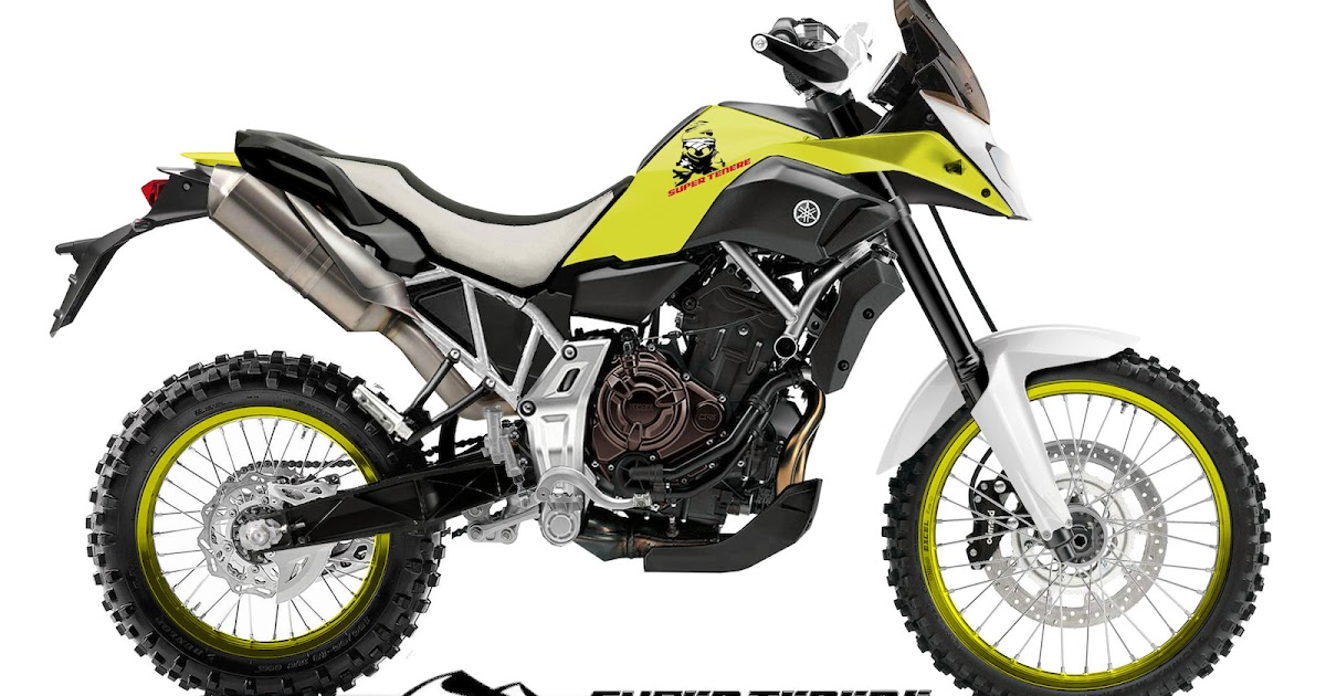 Blog of the biker xtz 700 adventure bike yamaha s fz07 for Yamaha tenere 700
