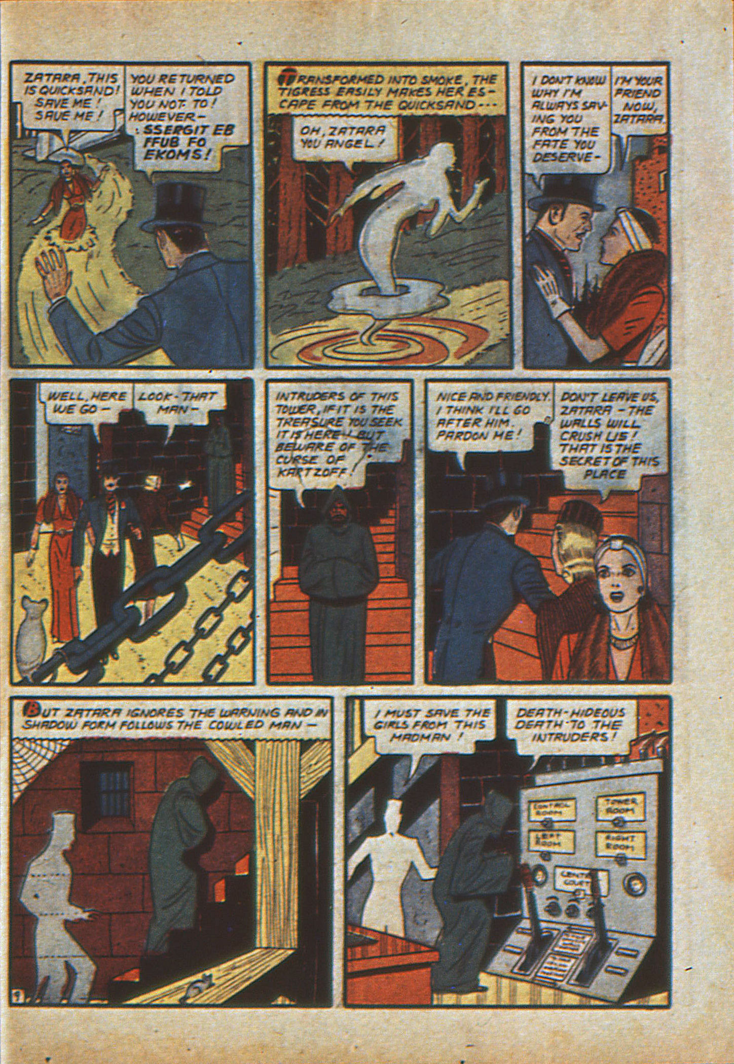 Read online Action Comics (1938) comic -  Issue #23 - 64