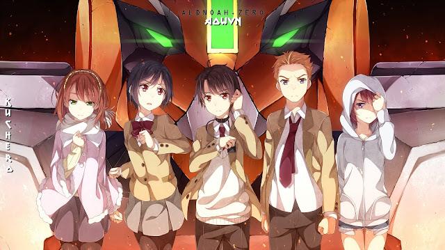 Top anime viễn tưởng hay nhất vietsub online