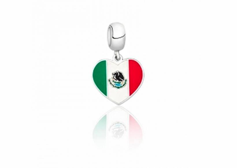 Coração do México - Berloques de viagem combinam com destinos inesquecíveis