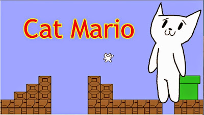 Game Cat Mario 4 Terbaru Full Version