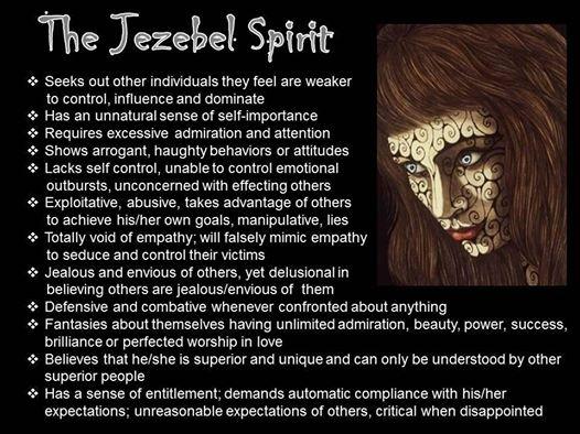 Image result for jezebel definition