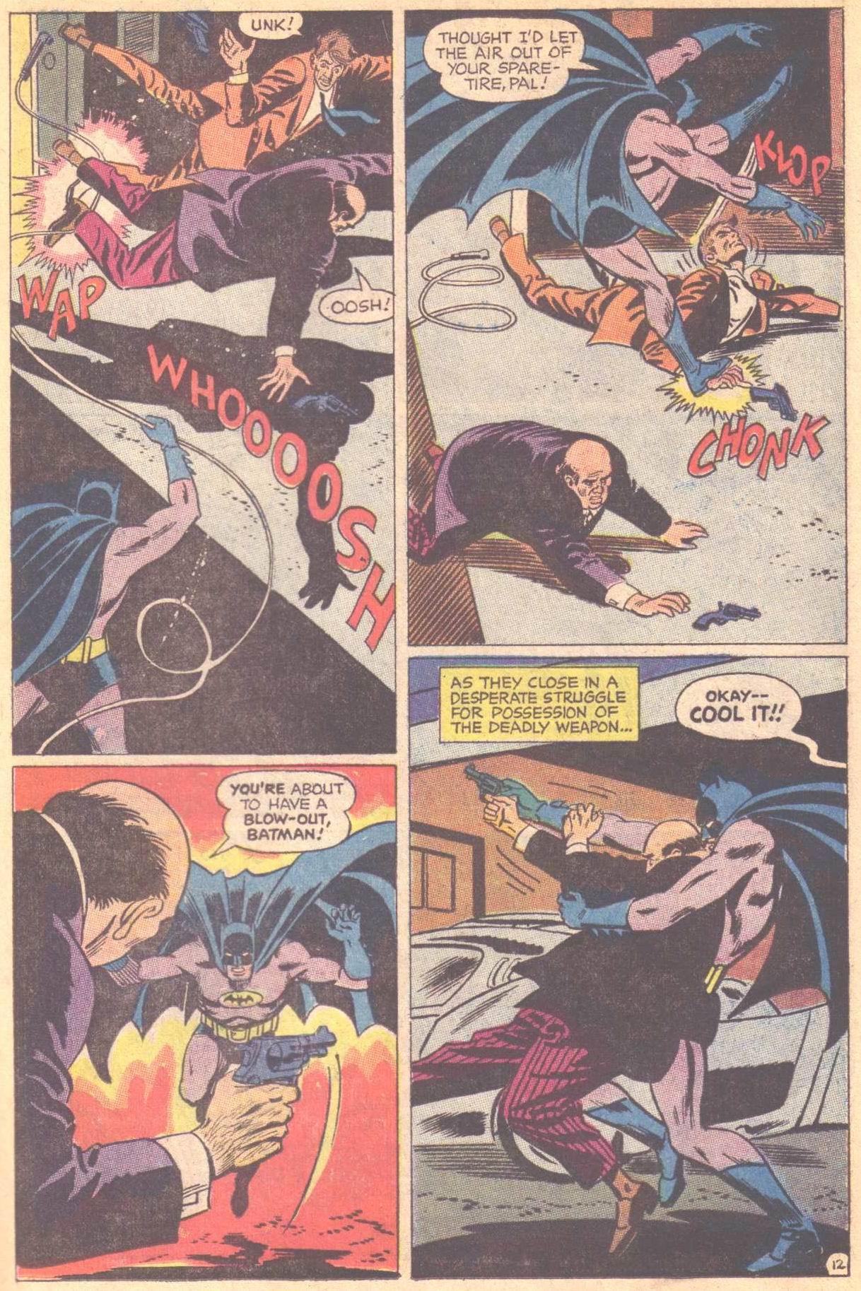 Detective Comics (1937) 396 Page 14