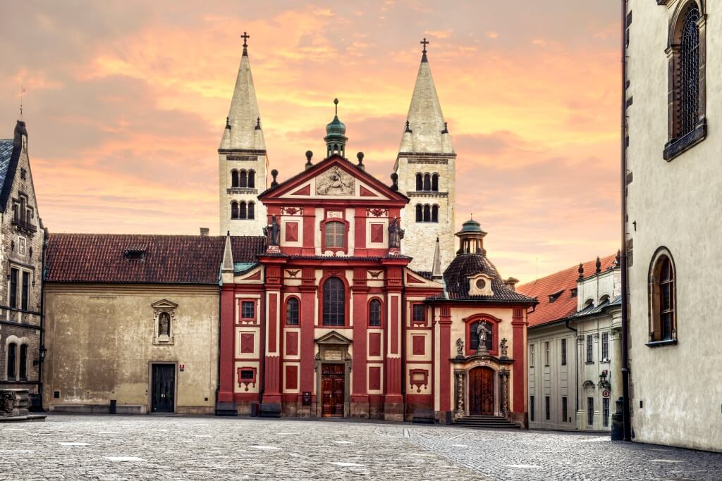 This is Prague