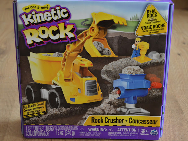 Review - Kinetic Rock Crusher