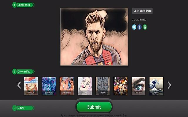 تعرف على هذا الموقع الجديد الذي يحول صورك كأنها مرسومة أو كلوحة فنية و بجودة عالية | لا يحتاج تسجيل