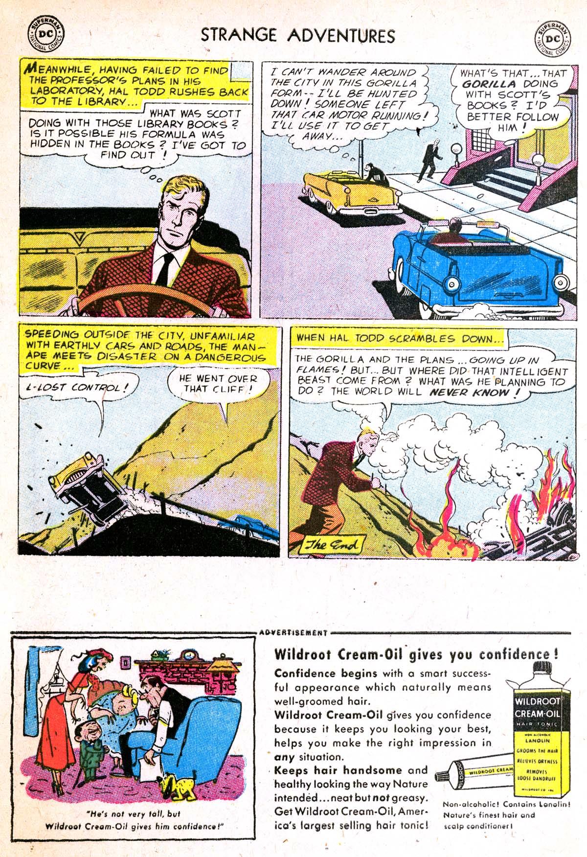 Strange Adventures (1950) issue 75 - Page 8