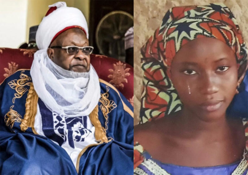 Emir of Katsina's marriage to minor: A girl of 14 can't even get a driver's license - Omokri