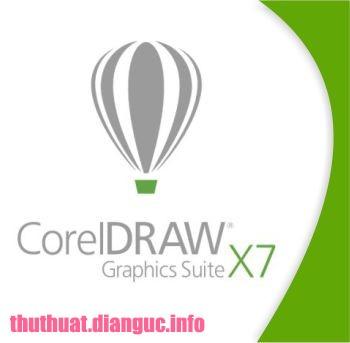 Download Coreldraw X7 Full 32 + 64 Bit & Hướng Dẫn Cài Đặt