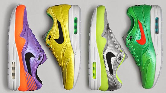 This Nike Air Max 1 Premium FB QS collection is known as the