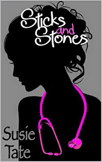 Sticks and Stones free kindle book promotion Susie Tate
