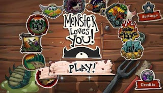 monster loves you game
