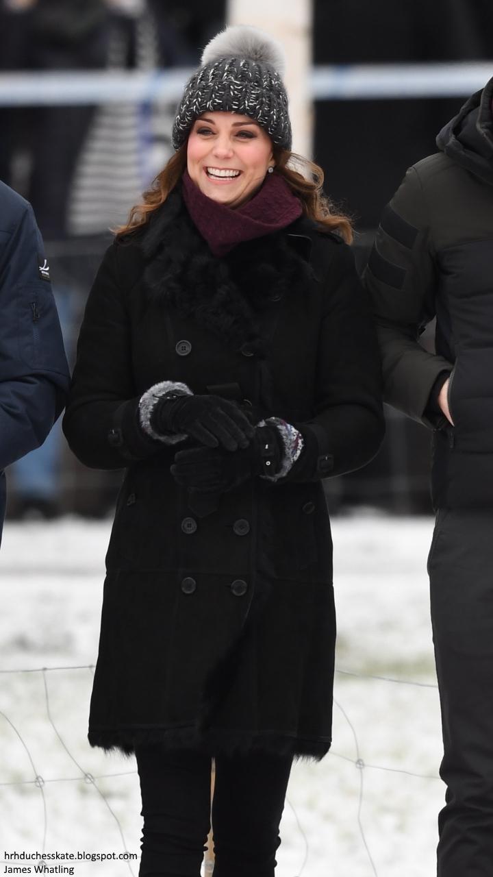 Duchess Kate  The Cambridges  Scandinavian Tour Kicks Off in Stockholm! 8fb4f8e3641c