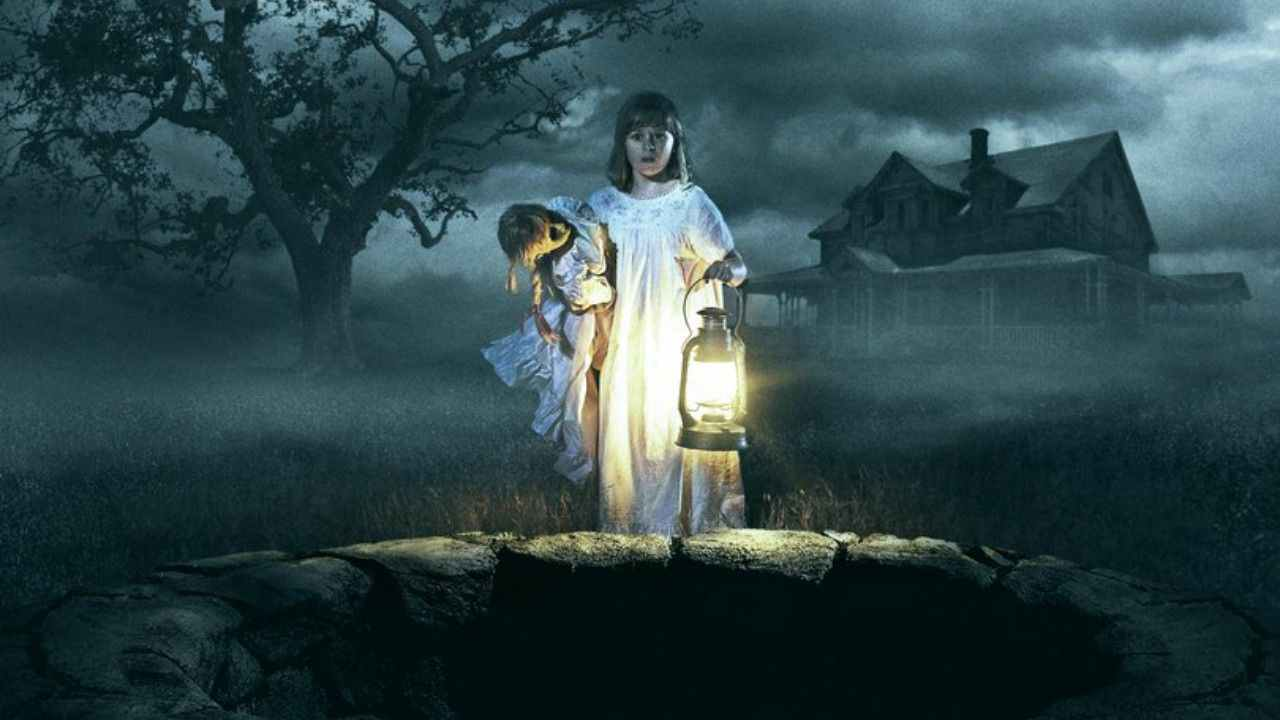 Annabelle 2: A Criação do Mal Torrent
