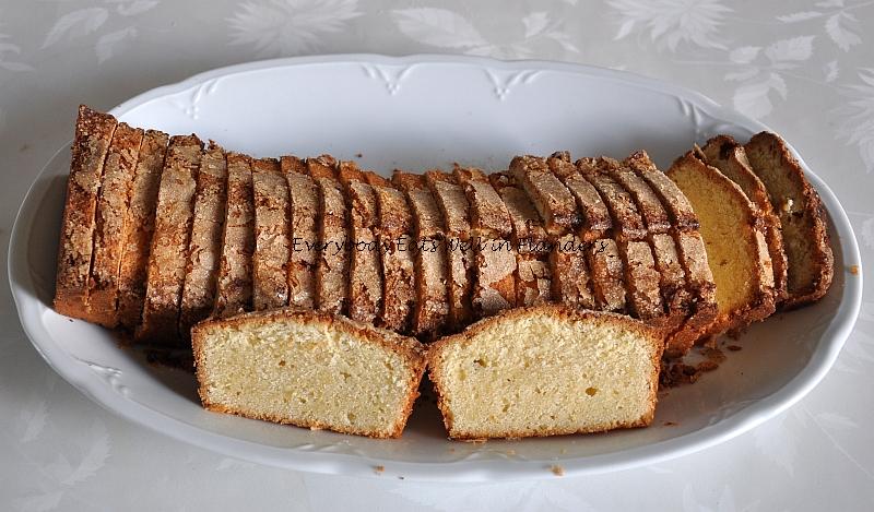 Madeira Cake Recipe By Nigella