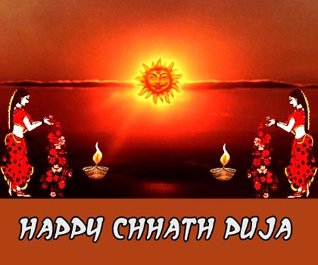 Happy chhath puja 2018 DP for Whatsapp and FB