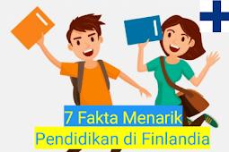 7 Fakta Menarik Sistem Pendidikan di Finlandia yang Dicap Sebagai yang Terbaik di Dunia
