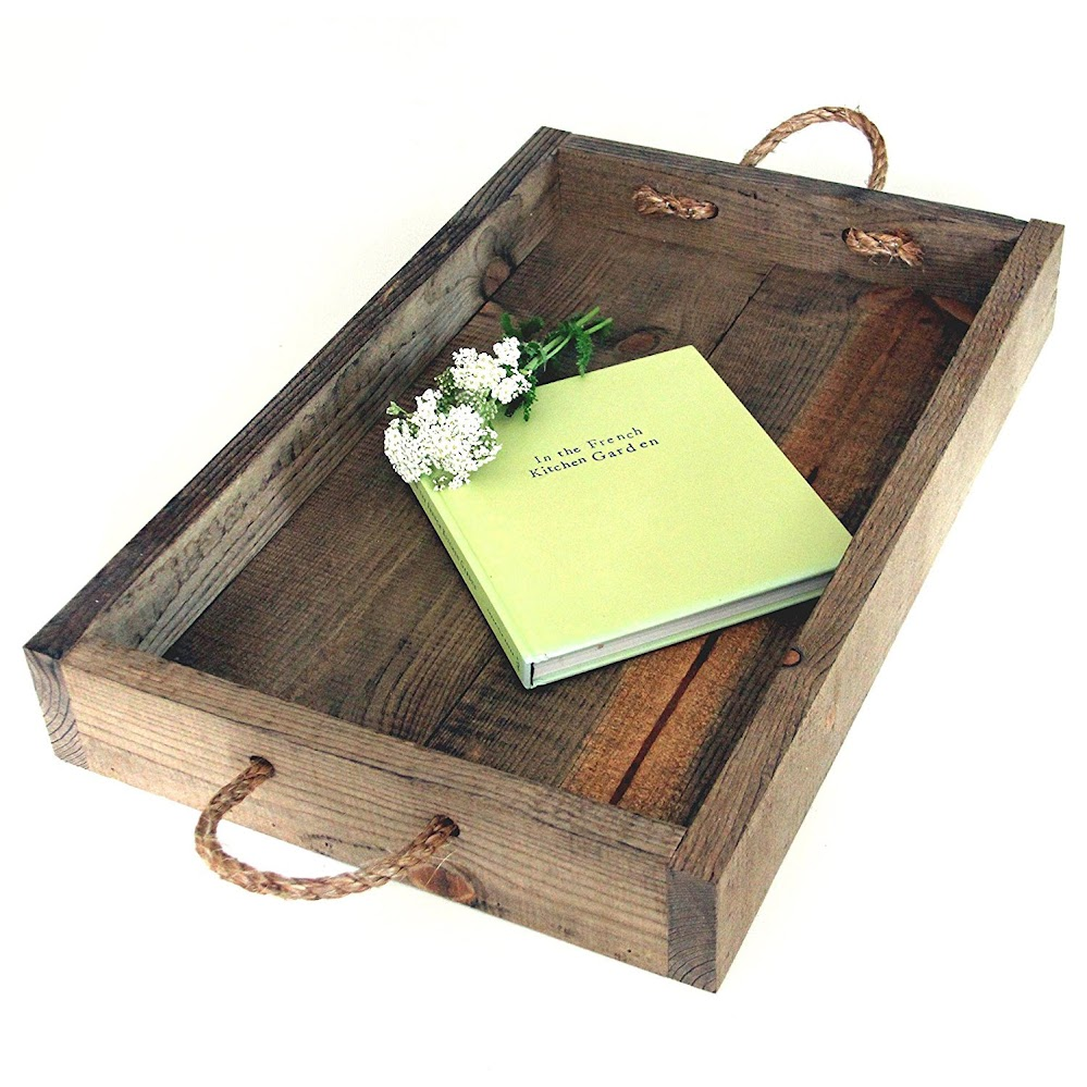 Woodland Home Decor Floating Shelf