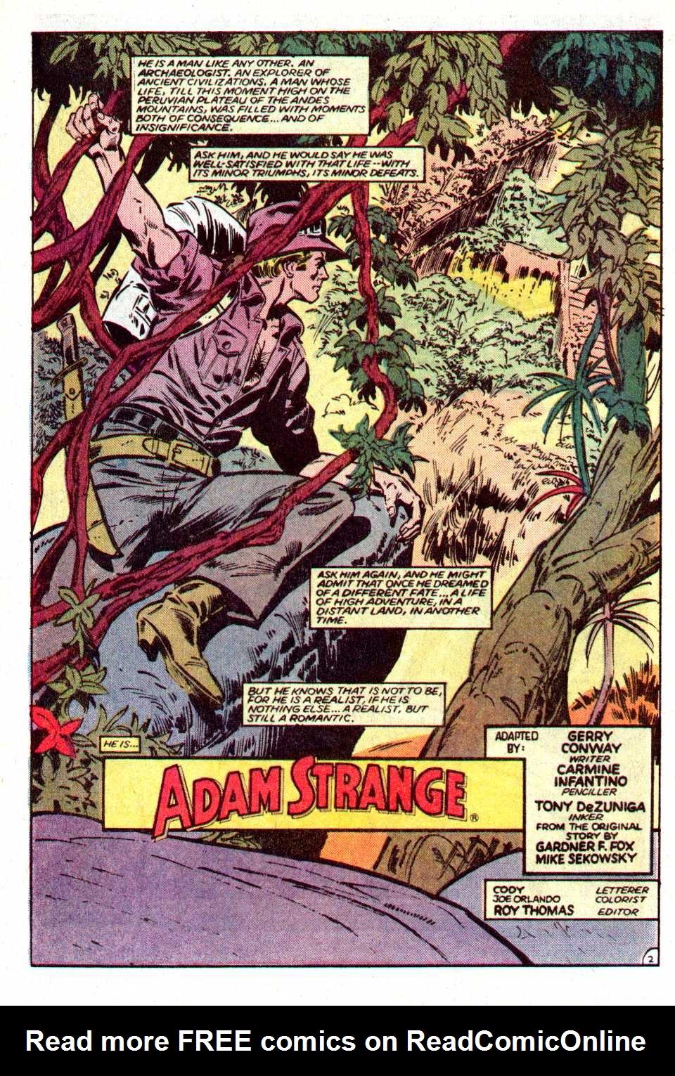 Read online Secret Origins (1986) comic -  Issue #17 - 3