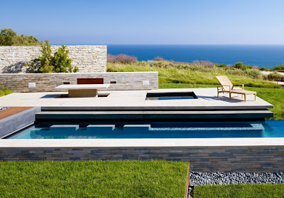 Ocean view home, California, Palos Verdes