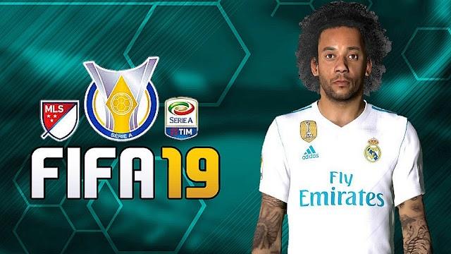 Fifa 19 Mod Fifa 14 Offline Times Licenciados - Elencos e Kits 2019, Para Android