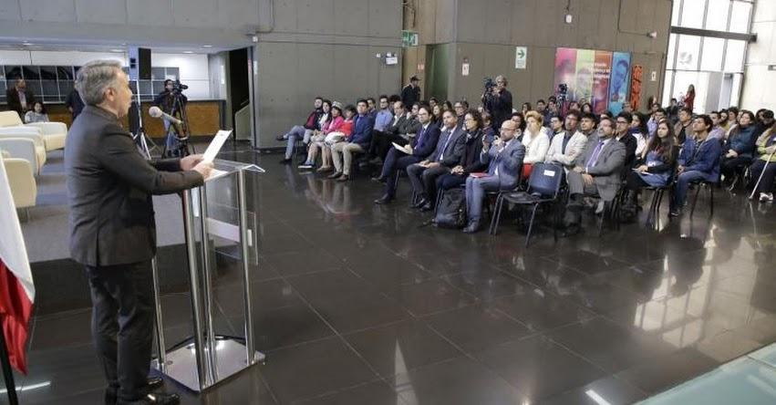 ARCOmadrid 2019: Ministro de Cultura presenta resultados de participación de Perú