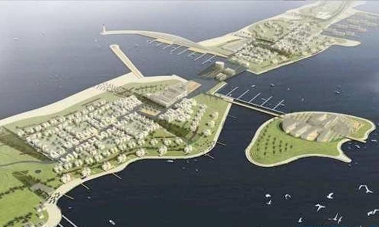 Le Maroc va investir la somme de 6 milliards d'euros pour le projet Nador West Med.