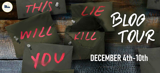 This Lie Will Kill You Blog Tour: Review and Favorite Quotes