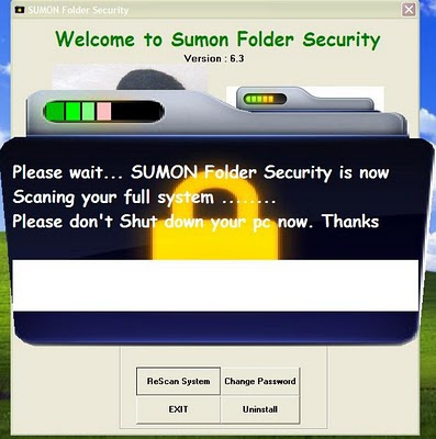 Sumon Folder Security 6.3