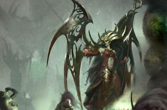 2nd Edition Preview: The Daughters of Khaine