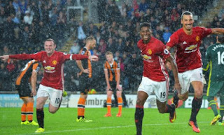 Hull City vs Manchester United 0-1 Video Gol & Highlights