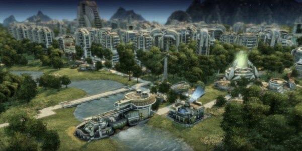 العاب بناء المدن للحاسوب