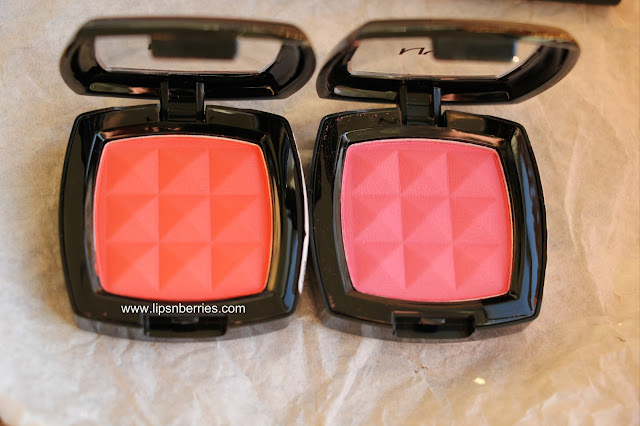 NYX powder blush review