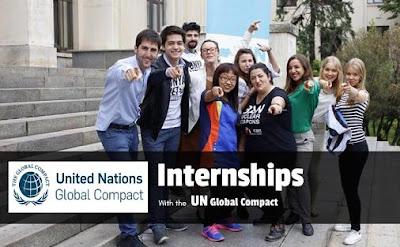 Apply Now: UN Global Compact Summer Internship 2018