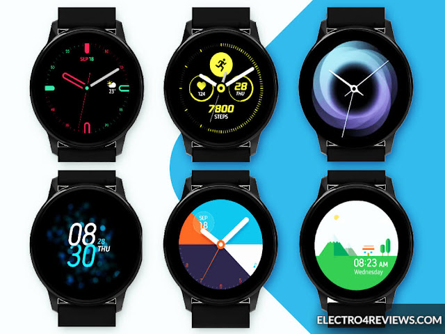 Latest Images for Samsung Watch Coming with Galaxy One Watch