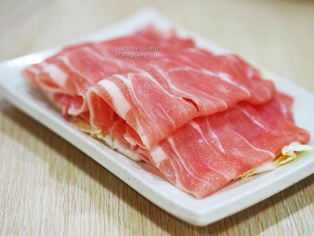 Slice Pork