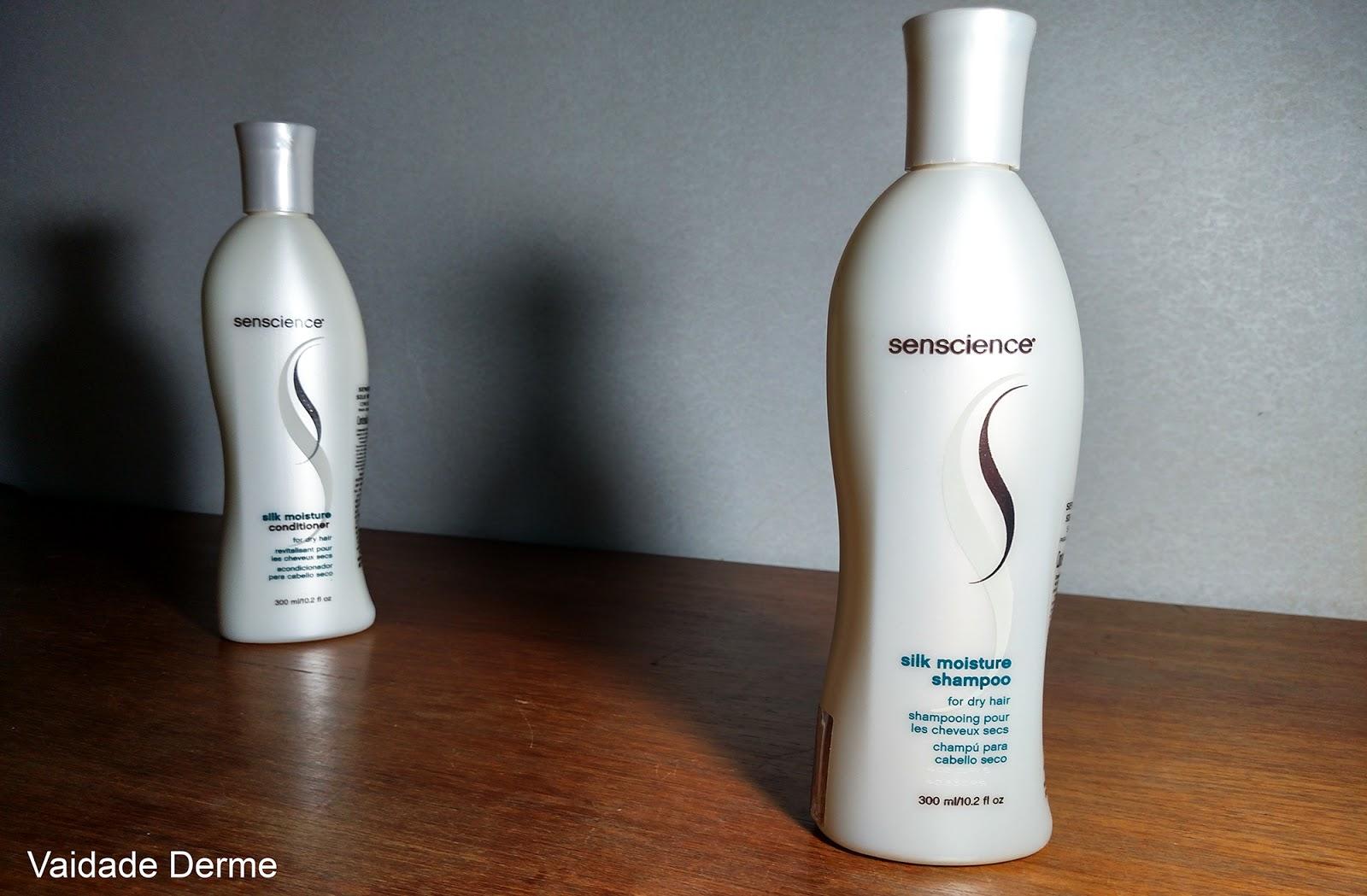 Senscience Silk Moisture