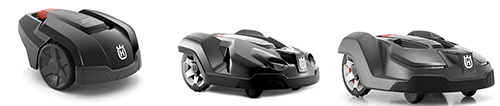 Husqvarna Automower 105 - 310 - 315 - 420 - 430 - 440 - 450
