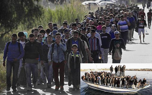 Αποτέλεσμα εικόνας για όσοι εισέρχονται παράνομα στην Ελλάδα;»