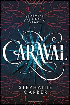 [Novidade] Caraval de Stephanie Garber na Novo Conceito