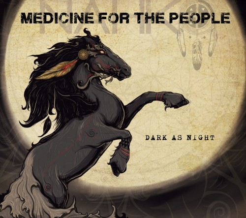 Black As Night: The Curtain With: Nahko And Medicine For The People