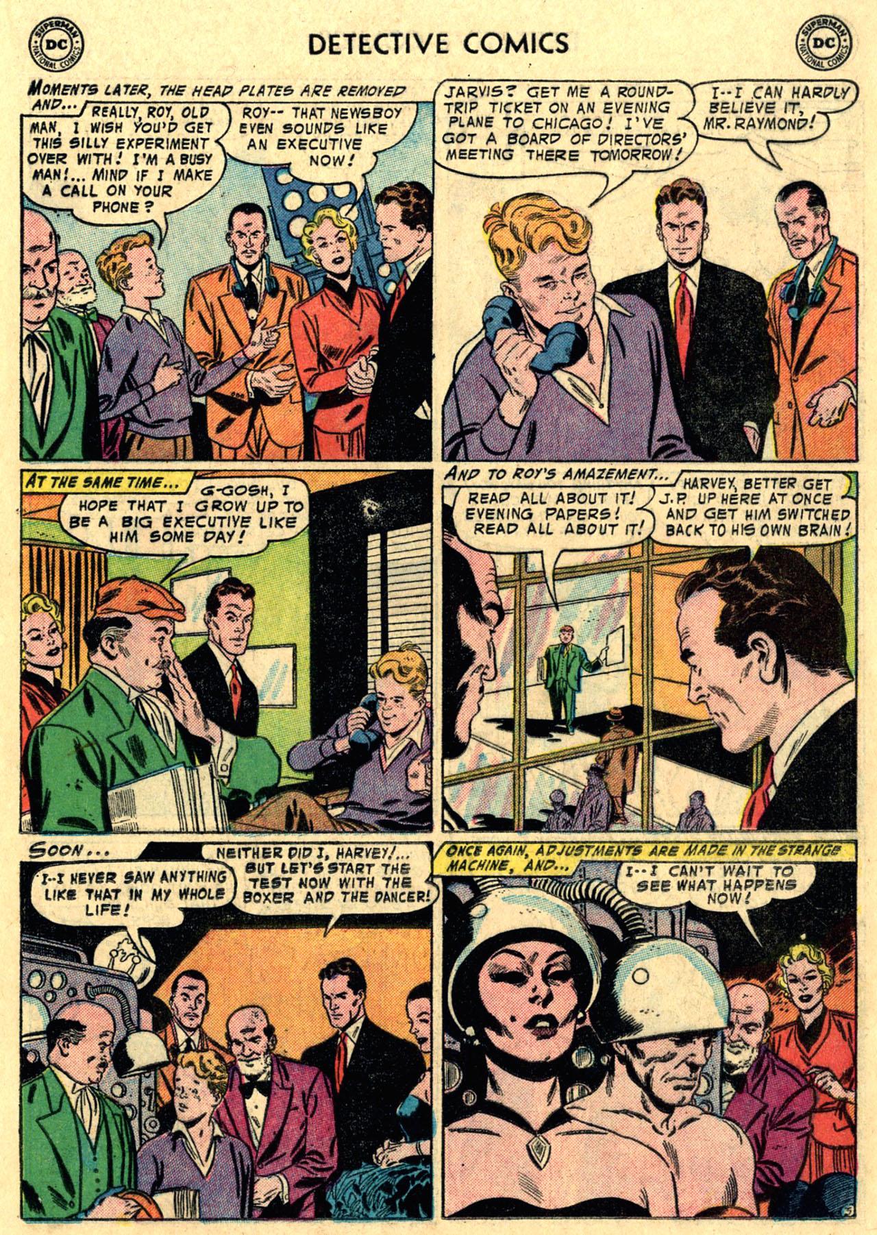 Detective Comics (1937) 231 Page 18