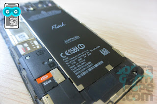 Flash Plus 2 - baterai 3.000 mAh