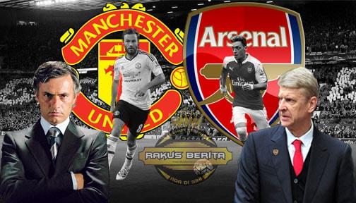 Arsenal Masih Mengenang Masa Lalu Old-Trafford